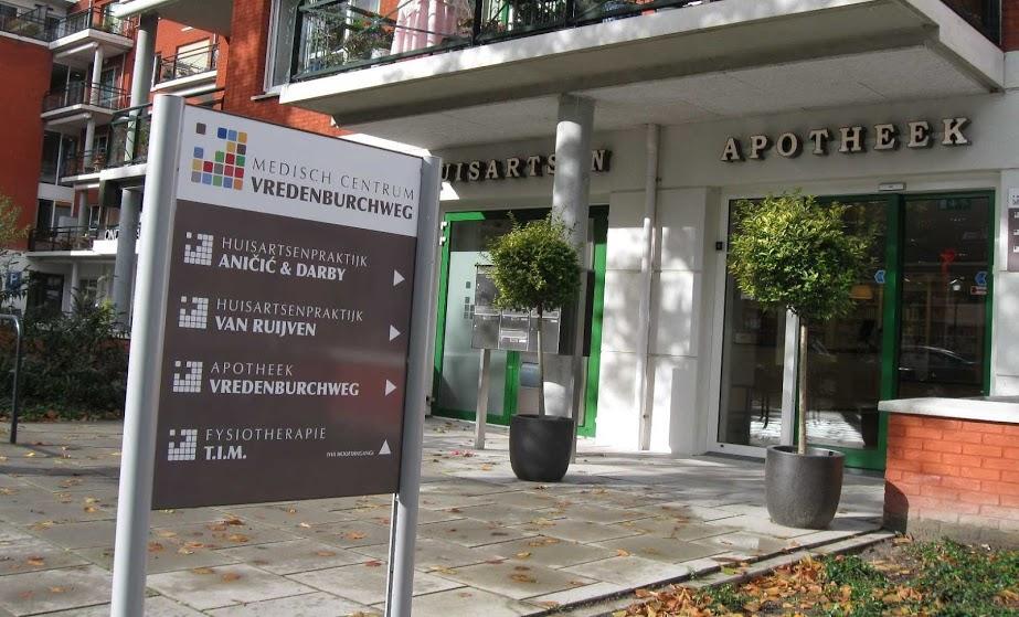Apotheek Vredenburchweg